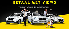Unieke Opel campagne