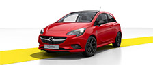 Corsa Black Roof Edition