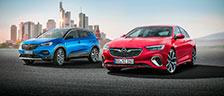 Maar liefst 6 Opel primeurs op de IAA in Frankfurt.