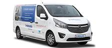 Opel Koelauto's