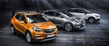 Opel X-modellen