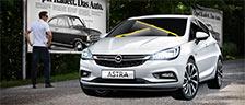 Opel ruitenwissers