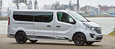 Opel Vivaro Innovation 2.0