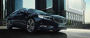 Scherp leasetarief voor de nieuwe Opel Insignia.