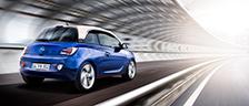 3 jaar gratis Opel OnStar en 4G Wi-Fi op elke ADAM.