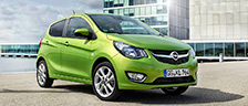 Stap nu in de Opel KARL voor €10.595 All-in.