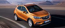 Nieuwe Opel MOKKA X
