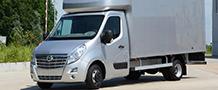 Opel Movano cityBOX