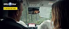 Persoonlijk assistent en 4G Wi-Fi in de auto.