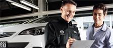 De Opel Service Beurt