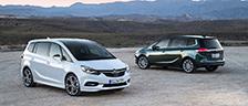 Coming soon! De gloednieuwe Opel Zafira.