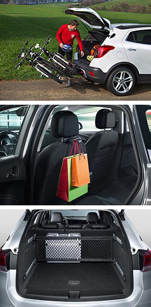 Slimme accessoires Opel
