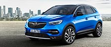 Vanaf dit najaar... De nieuwe Opel Grandland X.