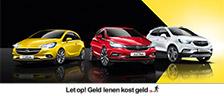 Opel financiering
