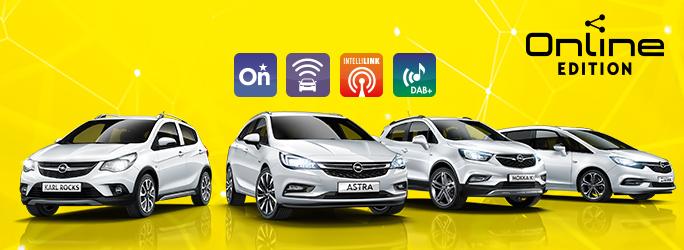 Opel Online Edition