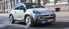 2 jaar gratis Opel OnStar en 4G Wi-Fi op elke ADAM.