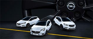 Opel BLACK EDITION: The Ultimate Online Edition